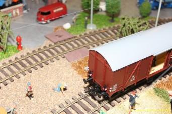Güterzuggepäckwagen Pwghs 54